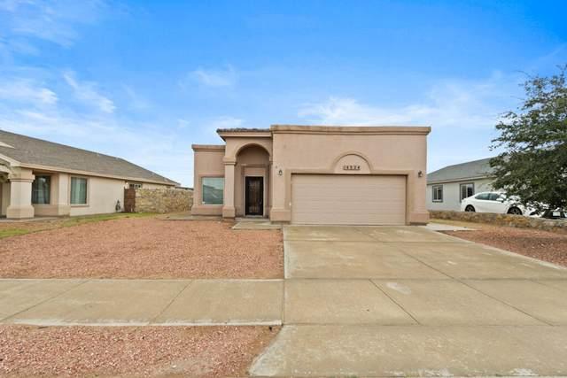14324 Desert Point Drive, Horizon City, TX 79928 (MLS #852190) :: Preferred Closing Specialists