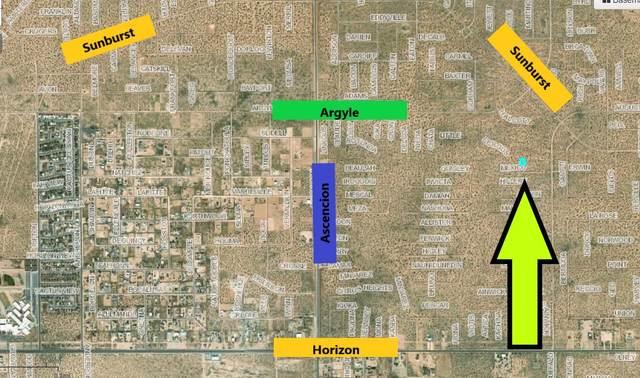 0 Little Drive, Horizon City, TX 79928 (MLS #852191) :: Preferred Closing Specialists