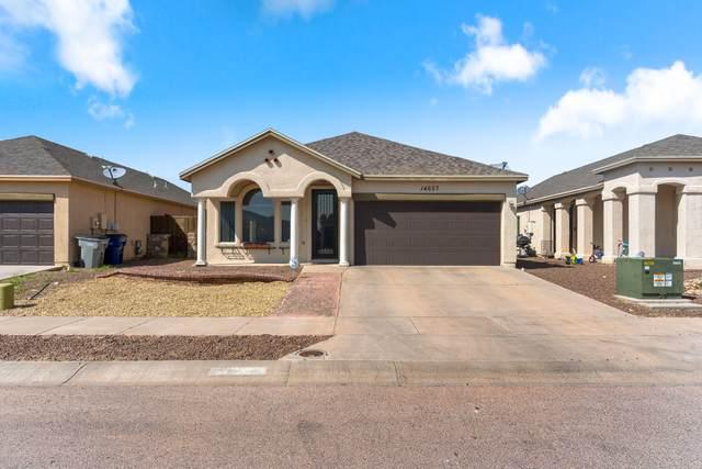 14657 Spanish Point Drive, El Paso, TX 79938 (MLS #852202) :: Preferred Closing Specialists