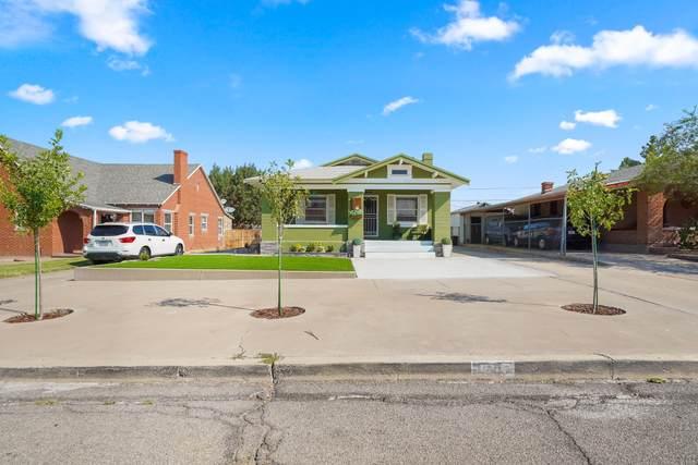 4017 Oxford Avenue, El Paso, TX 79903 (MLS #852203) :: Preferred Closing Specialists