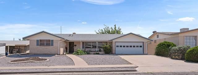 6408 Regal Lane, El Paso, TX 79904 (MLS #852212) :: The Purple House Real Estate Group