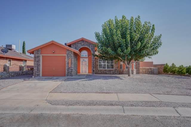 14300 Sebastian Lane, Horizon City, TX 79928 (MLS #852217) :: Preferred Closing Specialists