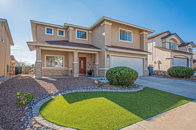 7033 Luz De Espejo Drive, El Paso, TX 79912 (MLS #852222) :: Preferred Closing Specialists