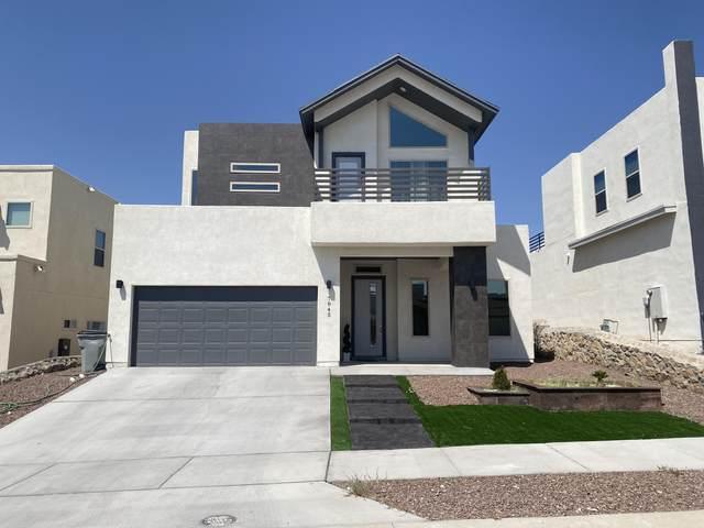 7845 Enchanted View Drive, El Paso, TX 79911 (MLS #852224) :: Summus Realty
