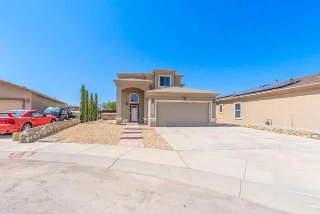 7359 Jamocha Way, El Paso, TX 79934 (MLS #852230) :: Preferred Closing Specialists