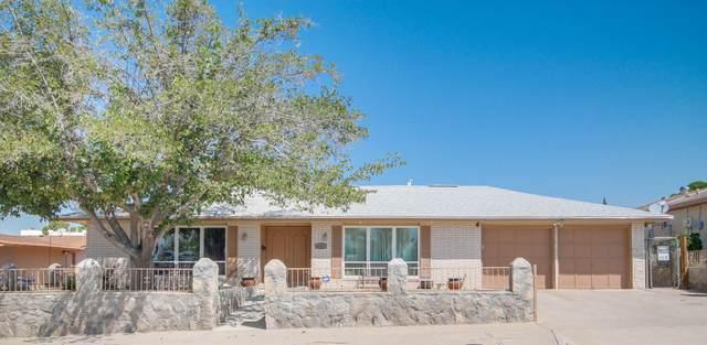 6621 Mesa Grande Avenue, El Paso, TX 79912 (MLS #852232) :: Jackie Stevens Real Estate Group