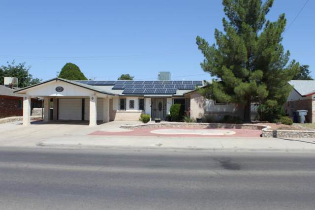 10333 Album Avenue, El Paso, TX 79925 (MLS #852234) :: Jackie Stevens Real Estate Group