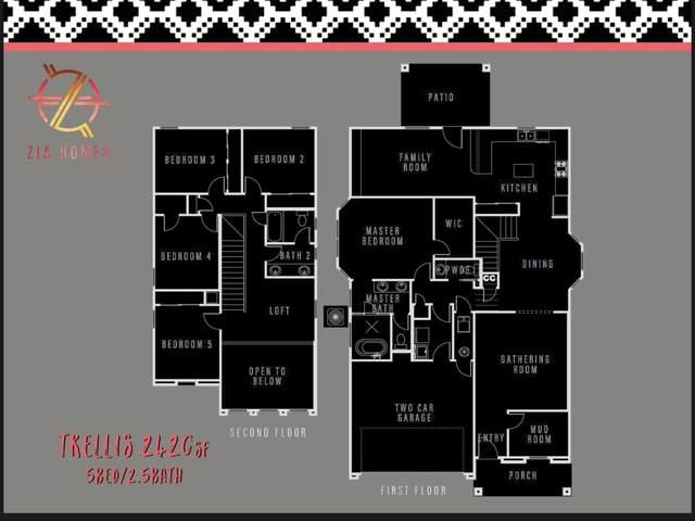 5216 La Entrada Circle, Sunland Park, NM 88063 (MLS #852237) :: Mario Ayala Real Estate Group