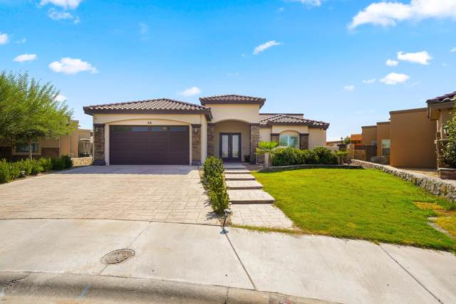 816 Whitby Road, El Paso, TX 79928 (MLS #852239) :: The Purple House Real Estate Group