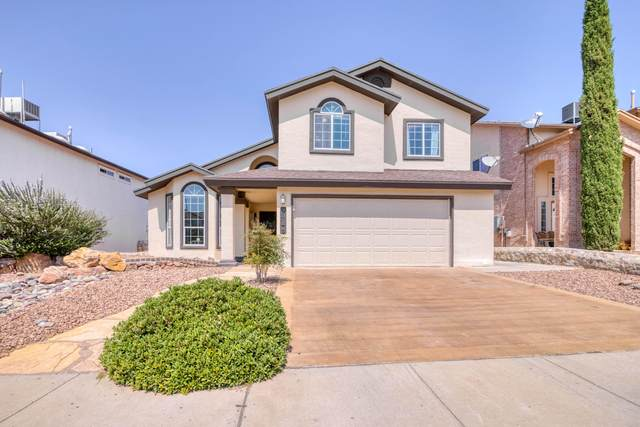 7345 Prickley Pear Drive, El Paso, TX 79912 (MLS #852240) :: Jackie Stevens Real Estate Group