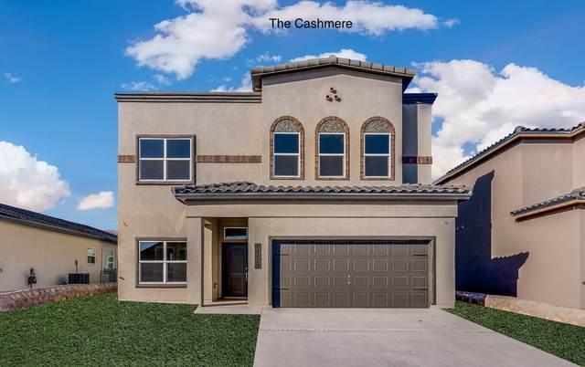 552 W La Entrada Circle, Sunland Park, NM 88063 (MLS #852245) :: Mario Ayala Real Estate Group