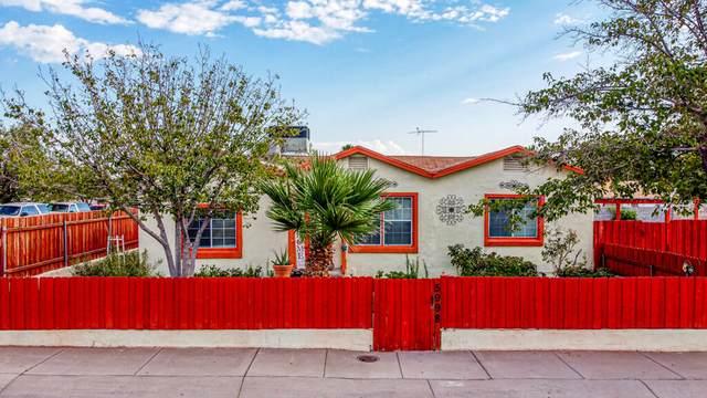 5998 Geiger Avenue, El Paso, TX 79905 (MLS #852253) :: The Purple House Real Estate Group