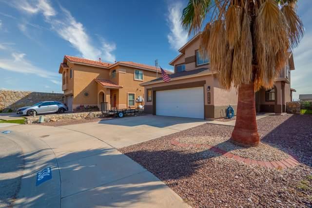 3316 Snow Fall Place, El Paso, TX 79936 (MLS #852259) :: Jackie Stevens Real Estate Group