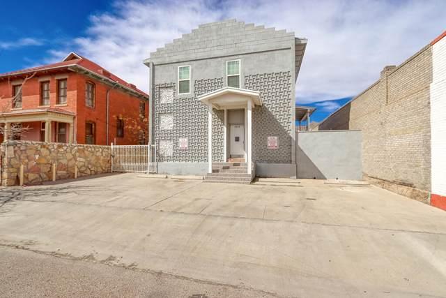 2315 Myrtle Avenue, El Paso, TX 79901 (MLS #852265) :: Jackie Stevens Real Estate Group