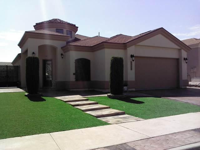 5552 Gustavo Madrid Lane, El Paso, TX 79934 (MLS #852272) :: Summus Realty