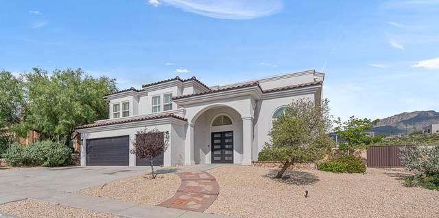 1448 Cherokee Ridge Drive, El Paso, TX 79912 (MLS #852280) :: Jackie Stevens Real Estate Group