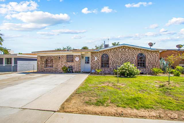 1806 Ron Cerrudo Street, El Paso, TX 79936 (MLS #852289) :: Jackie Stevens Real Estate Group