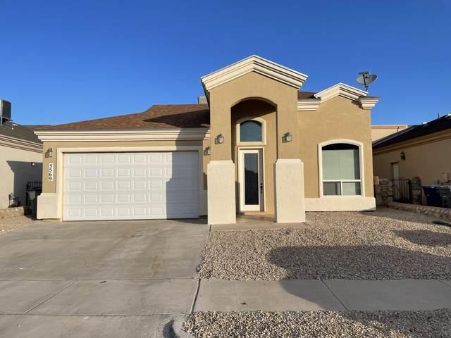 5569 Manuel Moreno Drive, El Paso, TX 79934 (MLS #852300) :: Summus Realty