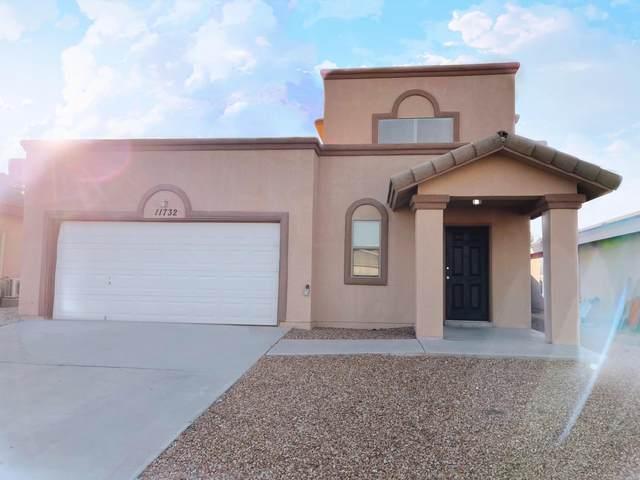 11732 Autumn Wheat Drive, El Paso, TX 79934 (MLS #852301) :: Preferred Closing Specialists