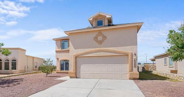14309 Desert Sage Drive, Horizon City, TX 79928 (MLS #852302) :: The Purple House Real Estate Group