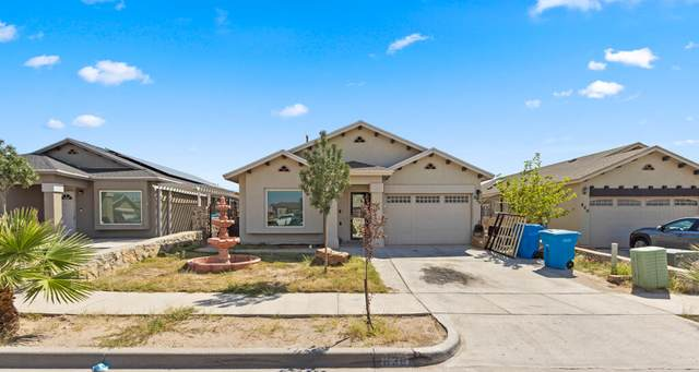 836 Ballard Shapleigh Place, El Paso, TX 79927 (MLS #852306) :: The Purple House Real Estate Group