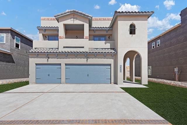 13637 Baja Vista Ct, Horizon City, TX 79928 (MLS #852313) :: Red Yucca Group