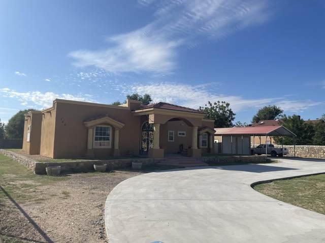 160 Little Joe, San Elizario, TX 79849 (MLS #852322) :: Jackie Stevens Real Estate Group