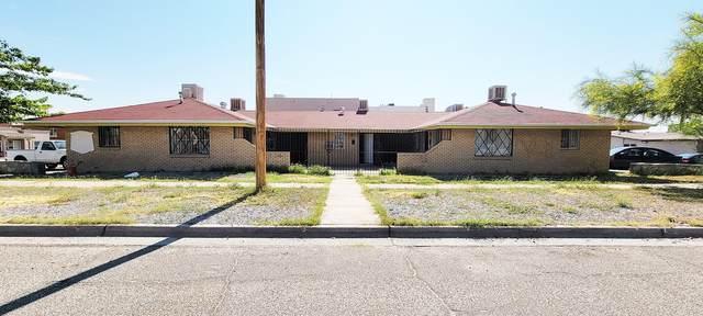 3600 Keltner Avenue, El Paso, TX 79904 (MLS #852332) :: Preferred Closing Specialists
