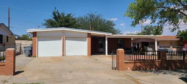 4805 Tumbleweed Avenue, El Paso, TX 79924 (MLS #852334) :: Summus Realty