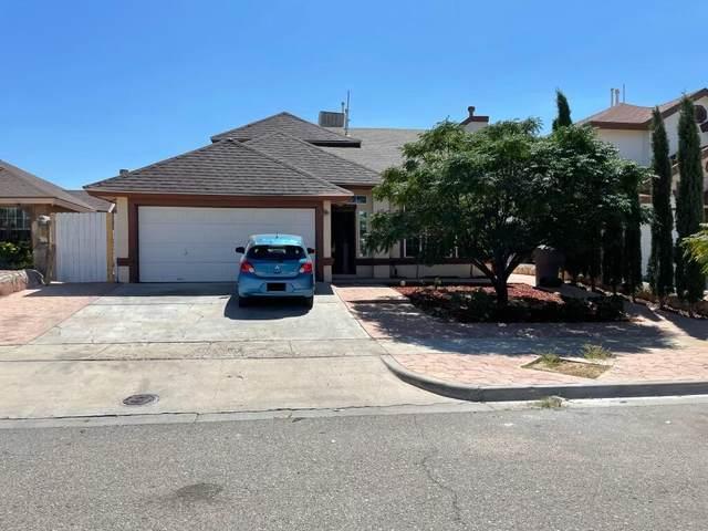 12264 Bob Heasley Drive, El Paso, TX 79938 (MLS #852343) :: Jackie Stevens Real Estate Group