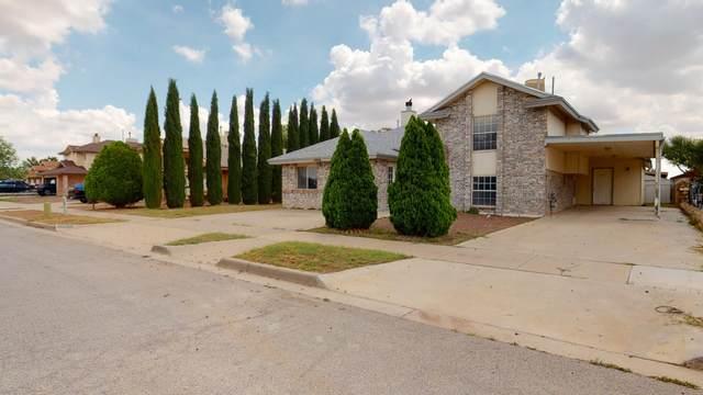 13936 Pete La Rue Circle, Horizon City, TX 79928 (MLS #852344) :: Summus Realty