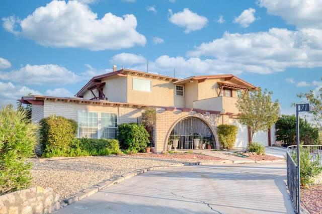 71 Northwind Drive, El Paso, TX 79912 (MLS #852345) :: Summus Realty