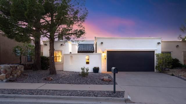 4775 Excalibur Drive, El Paso, TX 79902 (MLS #852346) :: The Purple House Real Estate Group