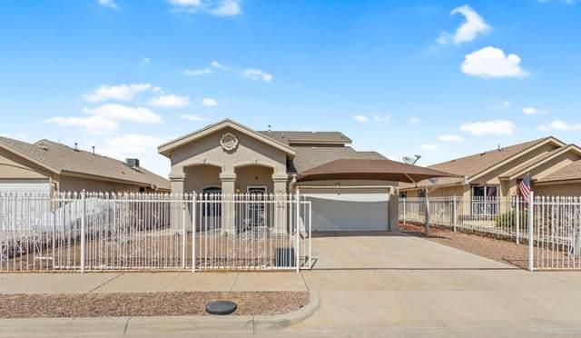 12949 Stonington Lane, El Paso, TX 79938 (MLS #852348) :: Summus Realty