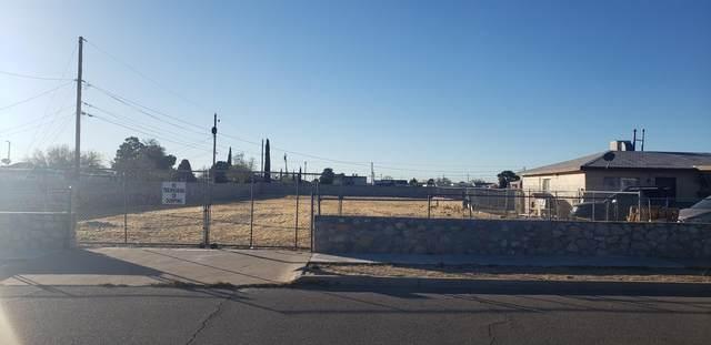 0 Atlas Avenue, El Paso, TX 79904 (MLS #852349) :: Jackie Stevens Real Estate Group