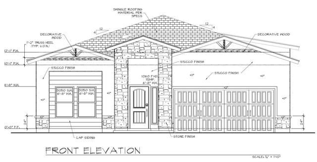 13757 Villa Vista Avenue, Horizon City, TX 79928 (MLS #852354) :: Red Yucca Group