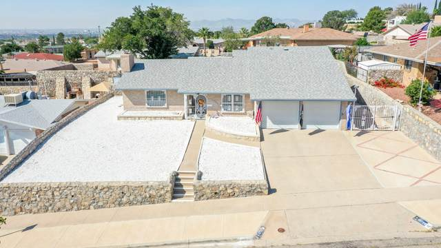 10708 Sombra Verde Drive, El Paso, TX 79935 (MLS #852389) :: Summus Realty