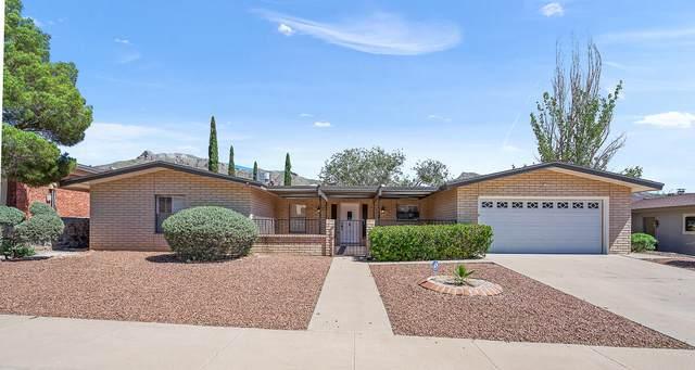 720 Dulce Tierra Drive, El Paso, TX 79912 (MLS #852396) :: Jackie Stevens Real Estate Group