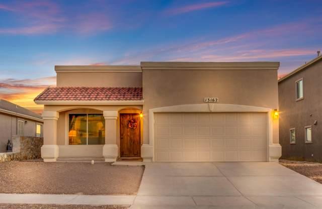 13162 Saker Drive, El Paso, TX 79928 (MLS #852399) :: Mario Ayala Real Estate Group