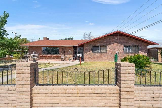 9701 Cosmos Avenue, El Paso, TX 79925 (MLS #852401) :: Jackie Stevens Real Estate Group