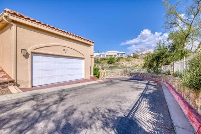 5919 Bandolero Drive H, El Paso, TX 79912 (MLS #852407) :: Summus Realty
