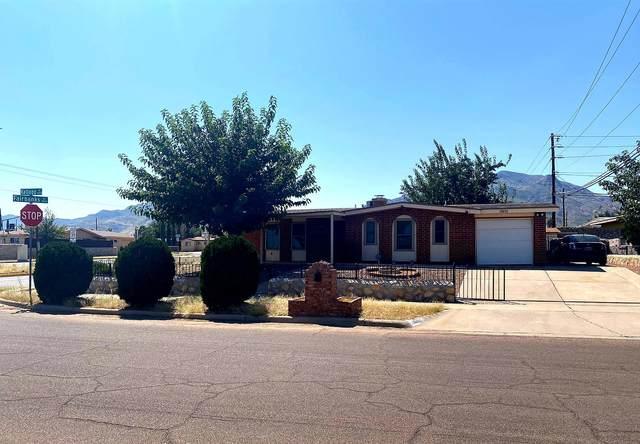 10101 Kellogg St Street, El Paso, TX 79924 (MLS #852409) :: Summus Realty