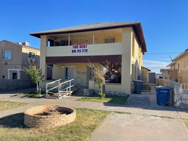 2606 Aurora Avenue, El Paso, TX 79930 (MLS #852412) :: Summus Realty