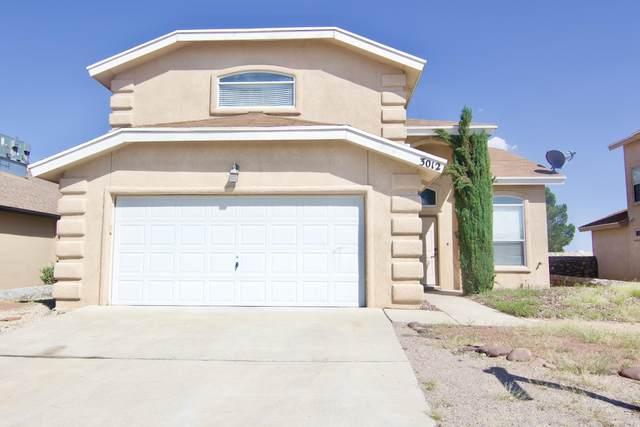3012 Tierra Humeda Drive, El Paso, TX 79938 (MLS #852414) :: Jackie Stevens Real Estate Group