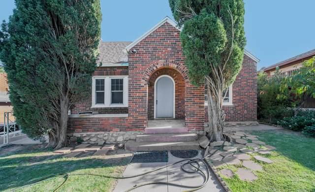 2708 Gold Avenue, El Paso, TX 79930 (MLS #852415) :: Summus Realty
