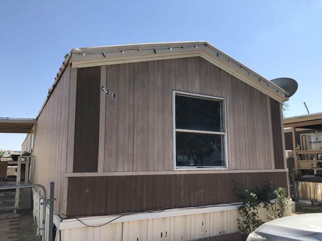 9849 Alameda Avenue C28, El Paso, TX 79927 (MLS #852418) :: Preferred Closing Specialists