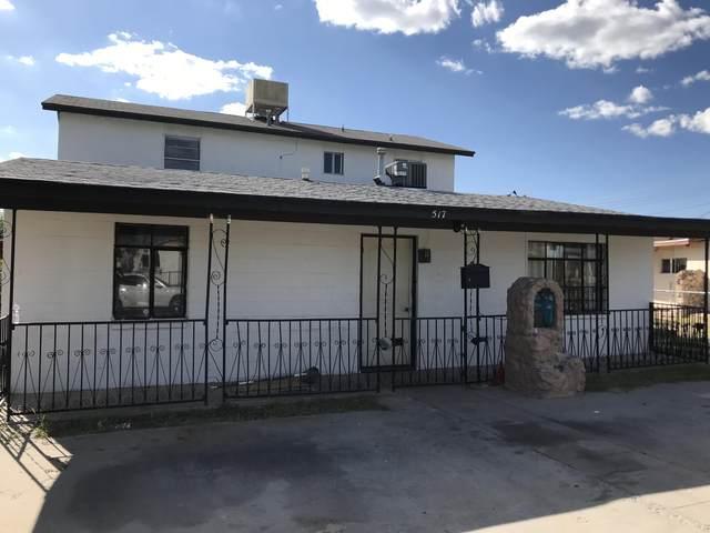 517 Bataan Circle #1, El Paso, TX 79903 (MLS #852422) :: Preferred Closing Specialists
