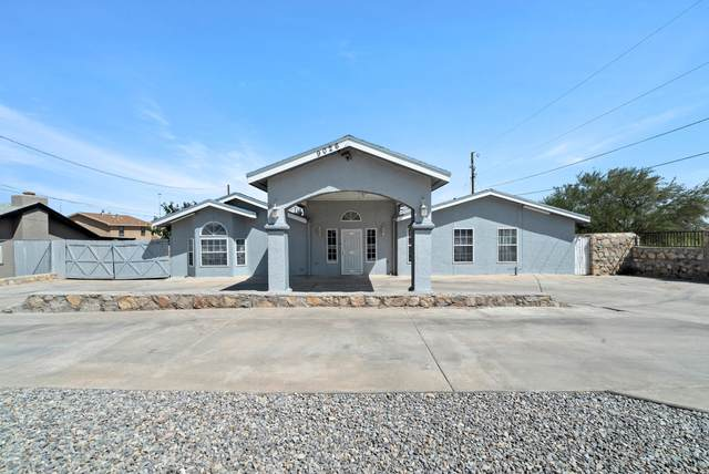 9026 Mercury Street, El Paso, TX 79904 (MLS #852425) :: Preferred Closing Specialists