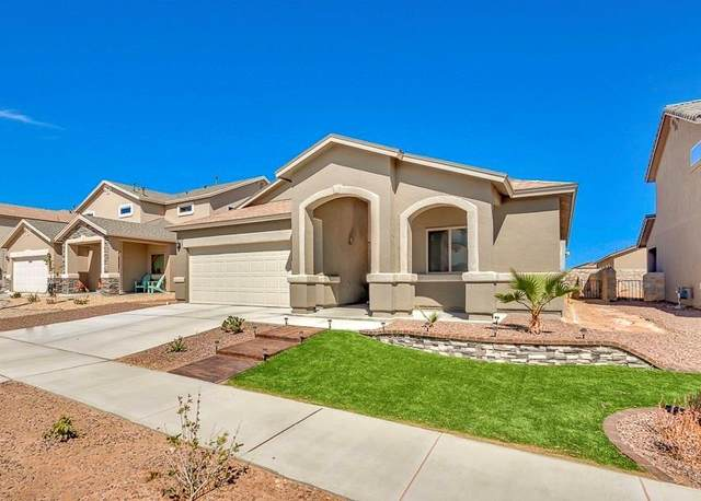 14937 Bert Cameron Avenue, El Paso, TX 79938 (MLS #852430) :: Summus Realty