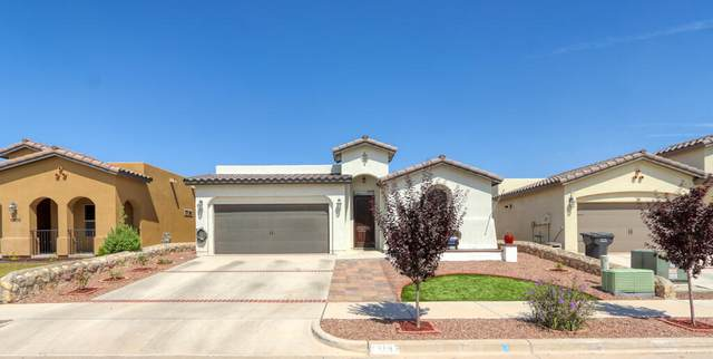13183 Borwick Road, El Paso, TX 79928 (MLS #852431) :: The Purple House Real Estate Group